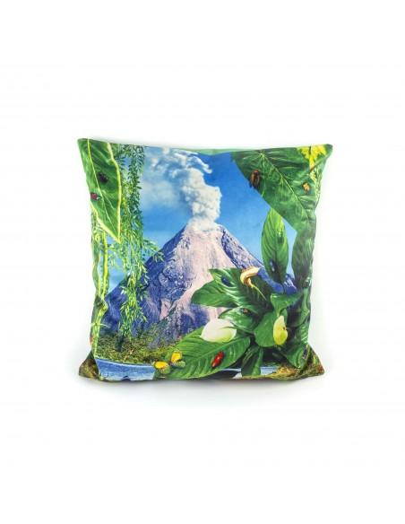 SELETTI Toiletpaper Pillow  - Volcano