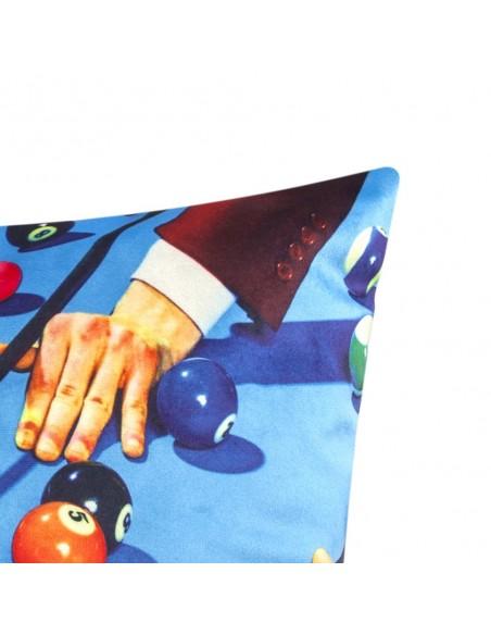 SELETTI Toiletpaper Pillow  - Snooker