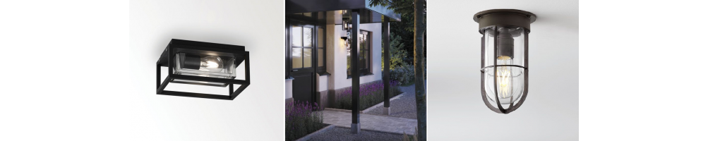 Buy Outdoor Ceiling Lights online? Discover our big assortment!