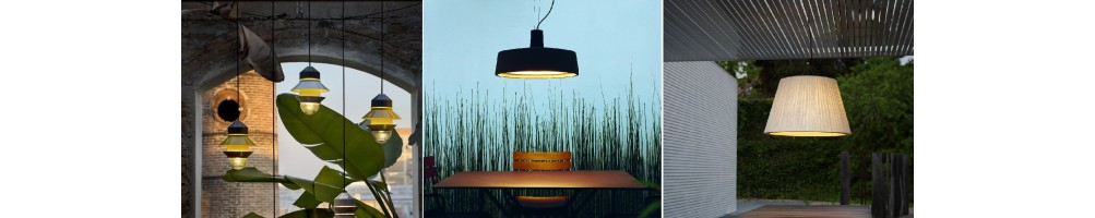 Buy outdoor pendant lamps online? Discover our big assortment!